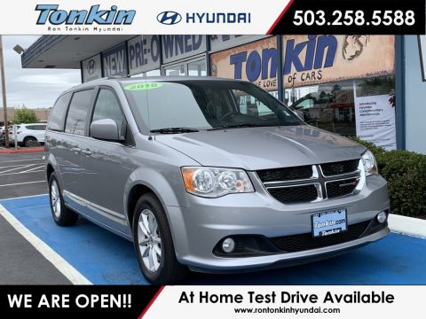 Used Dodge Grand Caravan 2018 Gresham Or