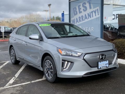 New 2020 Hyundai Ioniq EV Limited